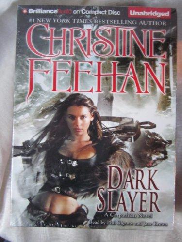 Dark Slayer by Christine Feehan Unabridged CD Audiobook (Dark Carpathian Vampire Series)