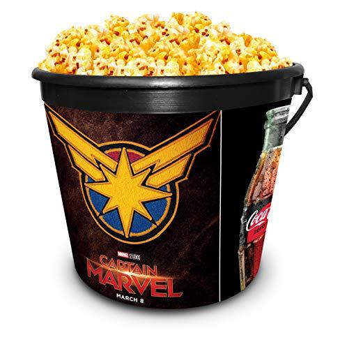 in Marvel 2019 Movie Theater Exclusive 170 oz Plastic Popcorn Tub ()