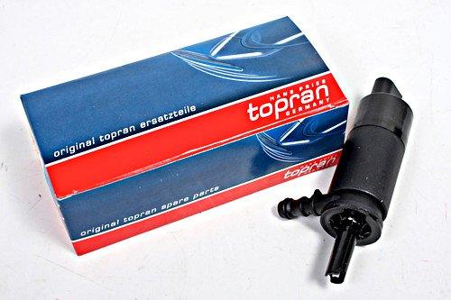 Scheinwerferreinigung TOPRAN 500 556 Waschwasserpumpe