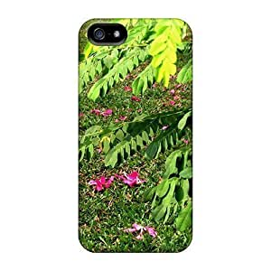 Iphone Cases - Cases Protective Case For Ipod Touch 4 Cover - Falling Petals