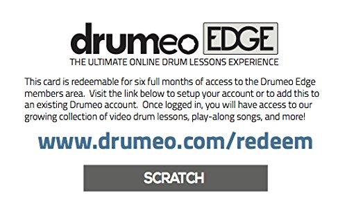 Drumeo Edge - Six-Month Access Pass