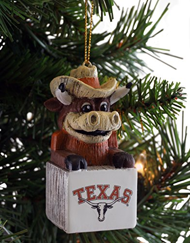 JWM Texas Longhorns Team Mascot Figurine Sports Ornament by JWM (Image #1)