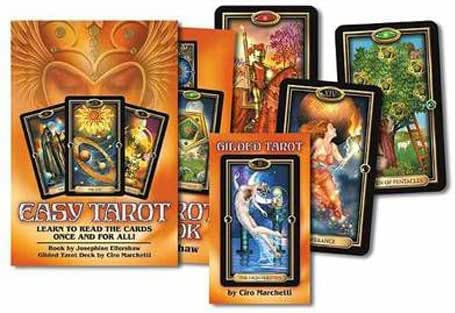 Easy Tarot: Learn to Read the Cards Once and For All!