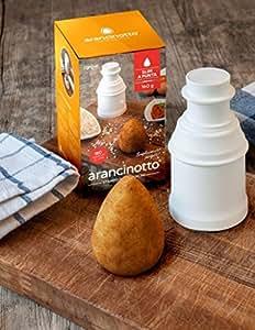 Amazon.com: Manual Arancini Mould Rice Ball Mold Stuffed
