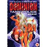 Dominion Tank Police - Volume 2 Episodes 3 - 4