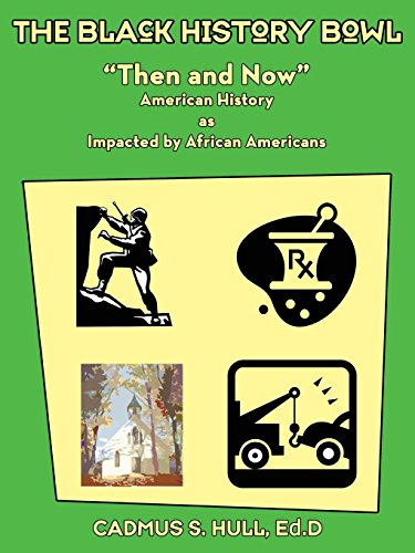 """Search : The Black History Bowl """"Then and Now"""" American History as Impacted by African Americans"""