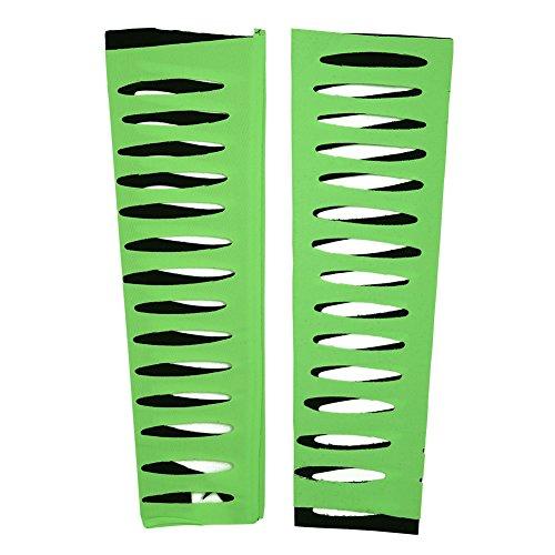WWE Authentic Jeff Hardy Neon Green Arm -