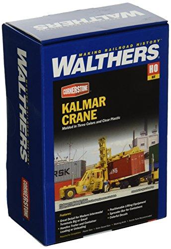 Walthers Cornerstone Kit - Walthers Cornerstone Kalmar Intermodal Container Crane Kit