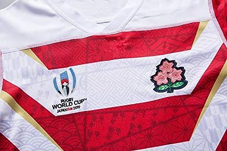 2019 Copa del Mundo,De Rugby De F/útbol Americano De La Jersey,Jap/ón Local//Visitante