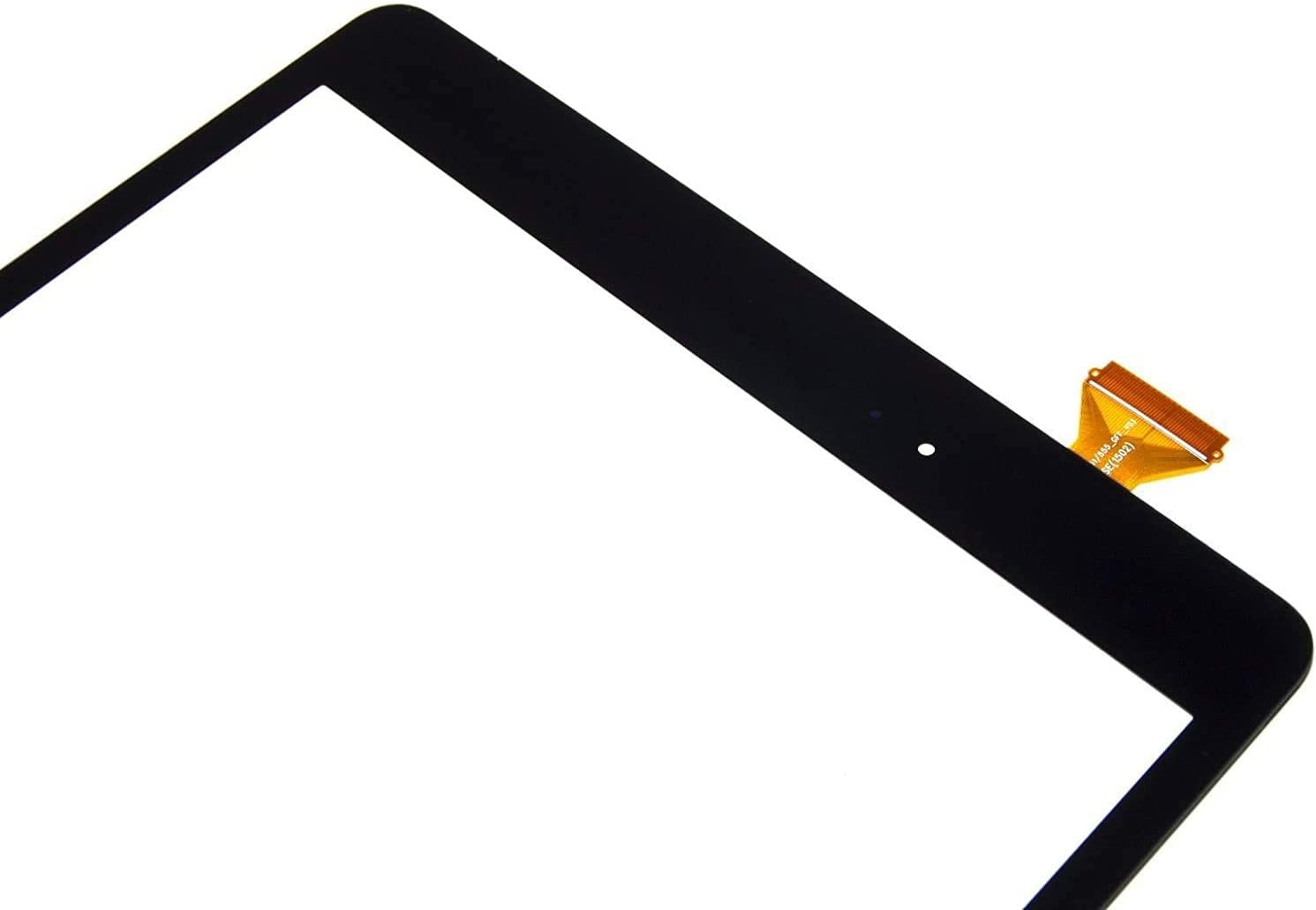 Not Include LCD Black Touch Screen Replacement for Samsung Galaxy Tab A 9.7 inch Digitizer Glass Assembly for SM-T550 SM-T555 T550 T555 WithTools,Pre-Installed Adhesive