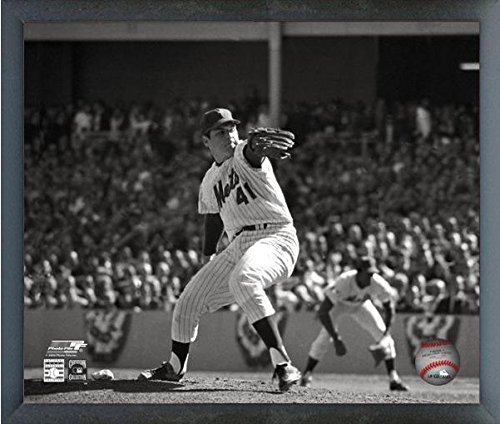 Tom Seaver New York Mets 1969 World Series Photo (Size: 12