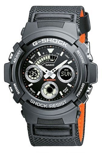 G Shock Watch Cloth Designs AW 591MS 1ADR
