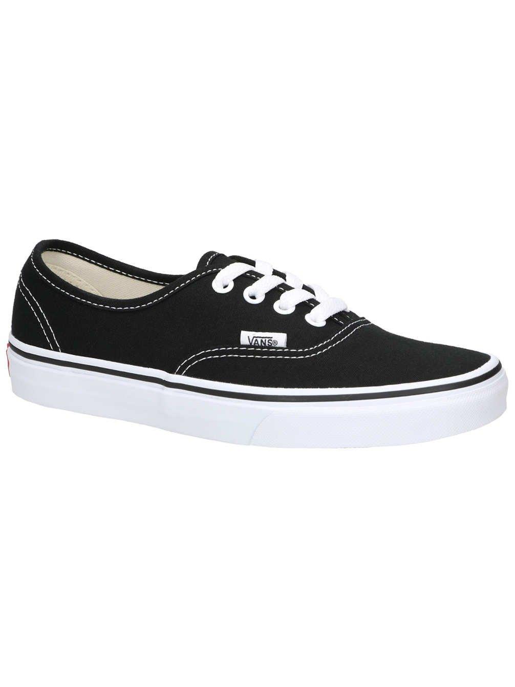 Vans Unisex-Erwachsene Authentic Sneakers schwarz/Weiß2018 Letztes Modell  Mode Schuhe Billig Online-Verkauf