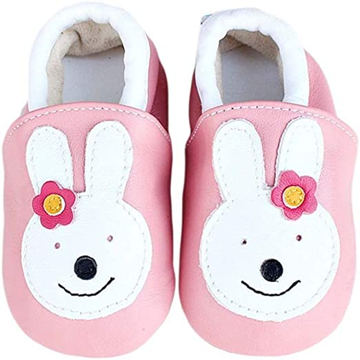 Baby Shoes Newborn Baby Leather Walking
