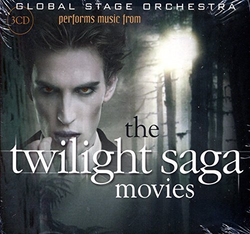 Twilight : Music Performed From the Twilight Saga Movie~3 Cd Box Set [ Import] Twilight, Twilight New Moon, Twilight Eclipse, Twilight Breaking Dawn Part 1 & Twilight Breaking Dawn Part 2