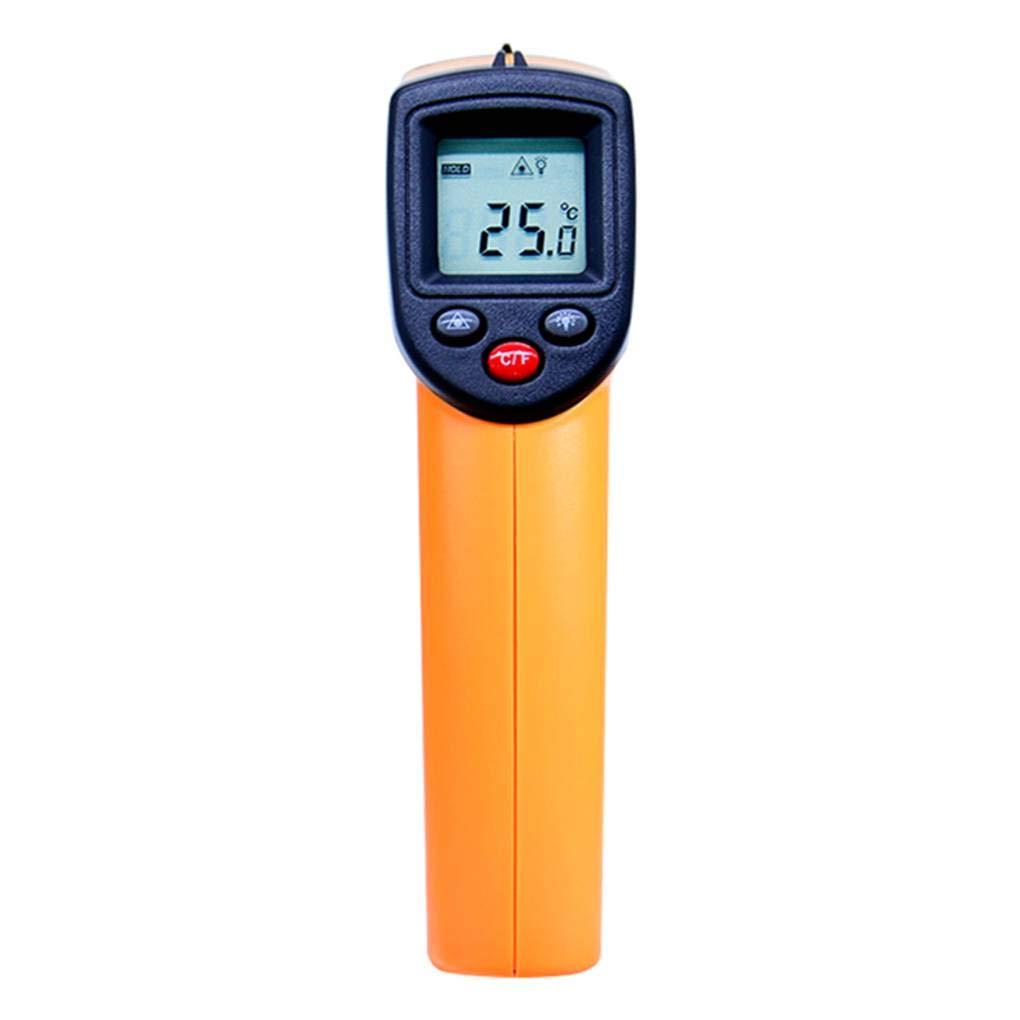 Four Backlight Automatic Shutdown Non-Contact Infrared Thermometer -50-530 Degree Temperature Range