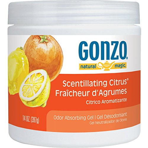 Natural Magic Absorbing Scentillating Citrus