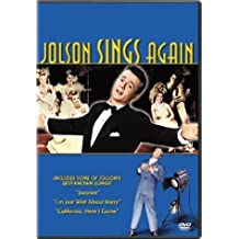 Jolson Sings Again by Sony Pictures Home Entertainment