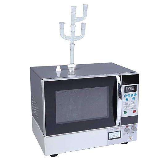 wbfy201 continua laboratorio de radiación microondas ...