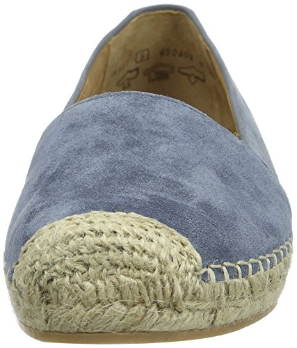 Gabor Gabor - Alpargatas para mujer Azul (16 jeans/river)