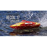 """Pro Boat Recoil Self-Righting Deep V Brushless: RTR Toy Boat, 17"""""""