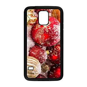 Lovely Christmas Hight Quality Plastic Case for Samsung Galaxy S5