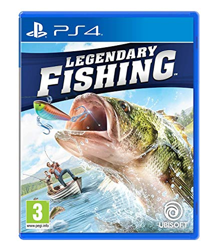 (Legendary Fishing (PS4))