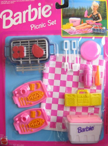 Compare Price To Barbie Bbq Grill Tragerlaw Biz
