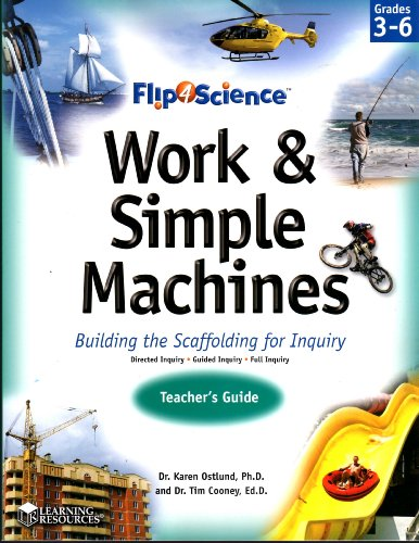 Flip4Science: Work & Simple Machines Teacher's Guide