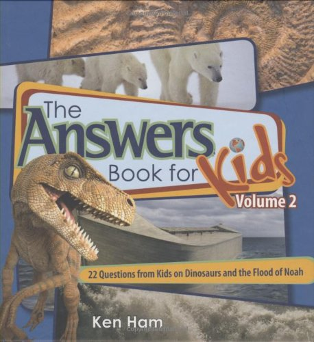 Answers Book for Kids Volume (Science New For Kids)