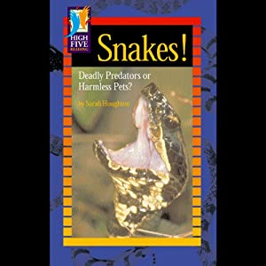 Snakes! Audiobook