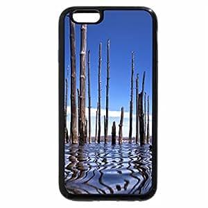 iPhone 6S Plus Case, iPhone 6 Plus Case, trunks of dead trees