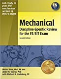 : Mechanical Discipline-Specific Review for the FE/EIT Exam, 2nd Ed