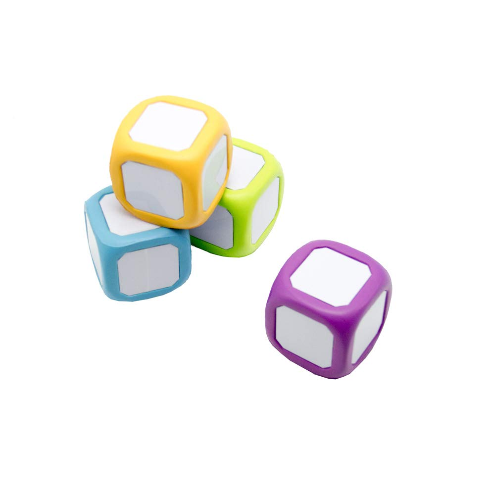 Tiny Dice 30pc Assorted Colours Koplow 10766 Deluxe Transparent