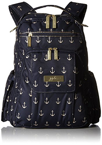 Ju-Ju-Be Legacy Nautical Collection Be Right Back Backpack Diaper Bag, The - Brands Of Sunglass List