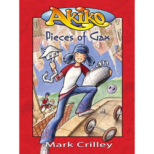 Ebook Akiko And The Alpha Centauri 5000 By Mark Crilley