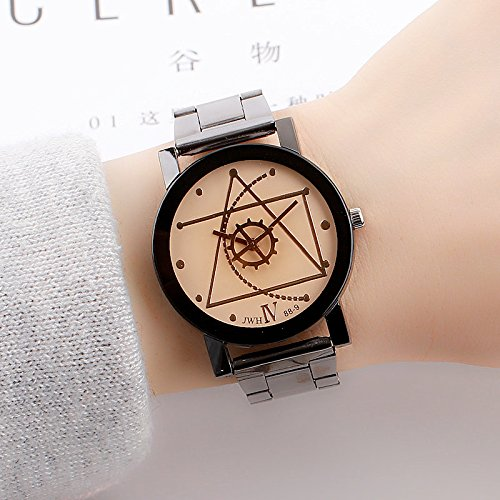 WL-zzf Version Coreana De Moda Reloj De Cuarzo Reloj Simple ...