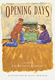 Opening Days: Sports Poems