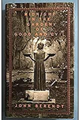 SIGNED-Midnight in the Garden of Good and Evil : A Savannah Story Hardcover