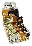 NuGo Nutrition Gluten Free Slim Bars, Roasted Peanut, 12 Count