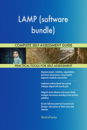 LAMP (software bundle) Toolkit: best-practice templates, step-by-step work plans and maturity diagnostics