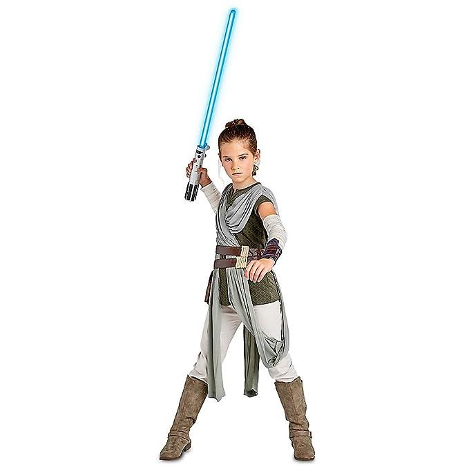 Star Wars Rey Costume for Kids The Last Jedi Size 11/12