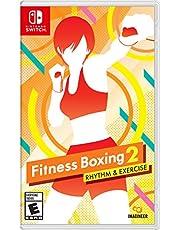 Fitness Boxing 2: Rhythm & Exercise - Nintendo Switch