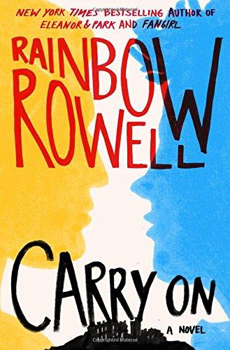 """""""Carry On"""" av Rainbow Rowell"""