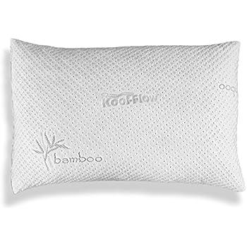 Amazon Com Slumberfresh Polyester Bed Pillow Standard