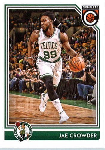 2016-17 Panini Complete #57 Jae Crowder Boston Celtics Basketball Card