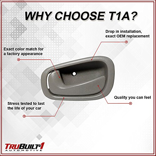 T1a 1998 2002 Toyota Corolla And Chevy Prizm Interior Door Handle