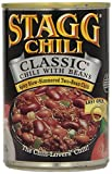 Stagg Classic Chili with Beans, 15-ounce (Pack of 8)