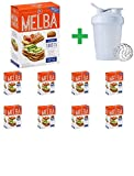 Old London Classic Melba Toast, 5 oz (9 PCS) + Assorted Sundesa, BlenderBottle, Classic With Loop, 20 oz