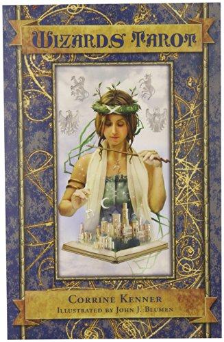 Wizards Tarot by Llewellyn Publications